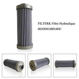 High Pressure Industrial Oil Filters , Hydraulic Lube Oil Filter Element