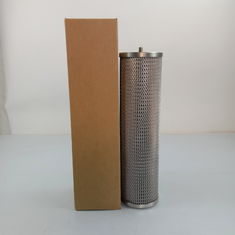 Deep Filtration Hydraulic Pump Filter With Galvanized Perforated Plates Inner Core