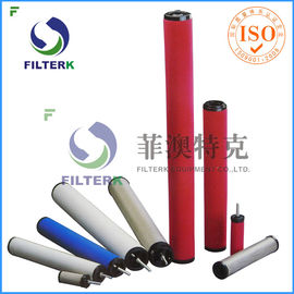 K145 Series Air Compressor Filter Cartridge , Domnick Hunter Air Compressor Air Intake Filter