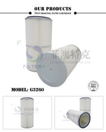 99.9% Efficiency Industrial Dust Filter For Dust Collecting 6kg Weight
