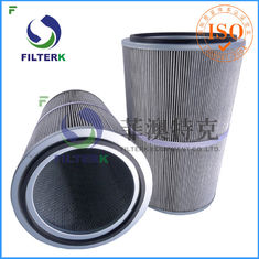 Agricultural Fertilizers Large Air Filter , Washable Dust Filter Cartridge