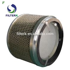 Various Sizes Transmission Oil Filter Separator 0.3μM Porosity FX Series