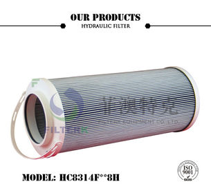 Fiberglass Liquid Filter Cartridge , Industrial Water Filter HC8314FKN8Z Model