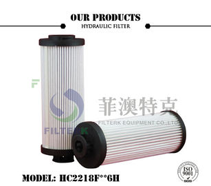 20 Micron Liquid Filter Cartridge High Performance Pleated ABS Plastic End Cap